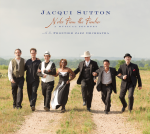JSutton_Notes From the Frontier_DigiPak Front Cover