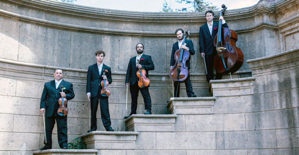 Upcoming events the musical art quintet chamber con for Modern house quintet