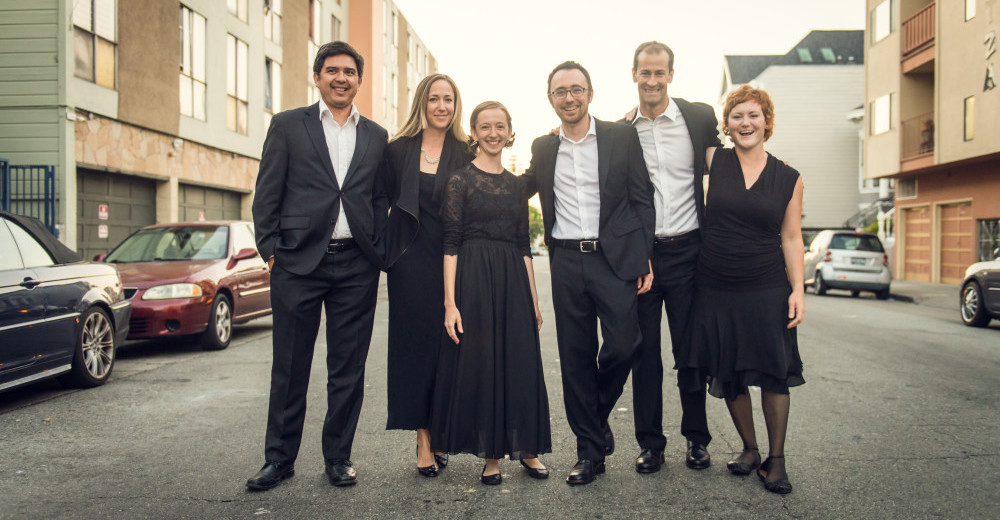Redwood Tango Ensemble: Modern Tango and Original Chamber Music