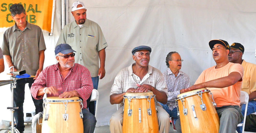 Rumberos de Radio Habana: Monthly Community Rumba Sunday, March 26 @ 2:00PM