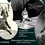 FRESH Exchanges: Alternative Conservatory