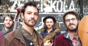 Hét Hat Club: Balkan-Inspired Jazz Manouche from Budapest