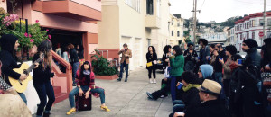"STOOP: ""Our Spring"" in the Mission Sat, April 1 @ 12:00PM"