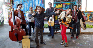 Barrio Manouche & Mallar Bhattacharya Band: A Musical Journey from India to Spain Saturday, March 25 @ 7:30PM