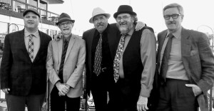 Five Spot Jazz ft. Mike Greensill: Jazz Standards and Originals