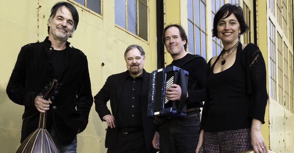 Janam: Balkan & Appalachian Groove