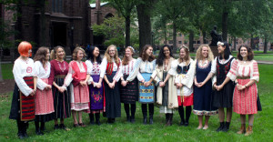 Yale Women's Slavic Chorus: Traditional Women's Choral Music from Eastern Europe Thursday, March 16 @ 7:30PM