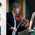 Kelly/Szemela/Muñoz Trio: Cello, Violin & Percussion Improvisations