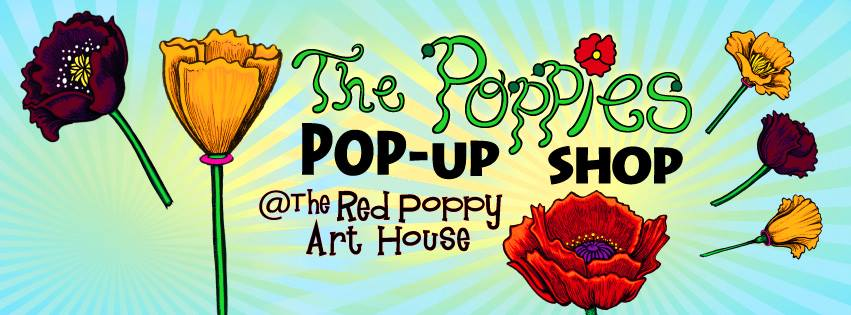 The Poppies: Pop-Up Shop