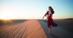 Mari Black & the World Fiddle Ensemble: A Fiery Fiddle Odyssey