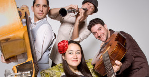 Jessica Fichot: French Chanson & Shanghai Jazz