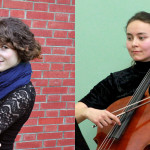 Joanna Rozewska & Yulia Fomicheva: Piano & Cello in Eastern Europe