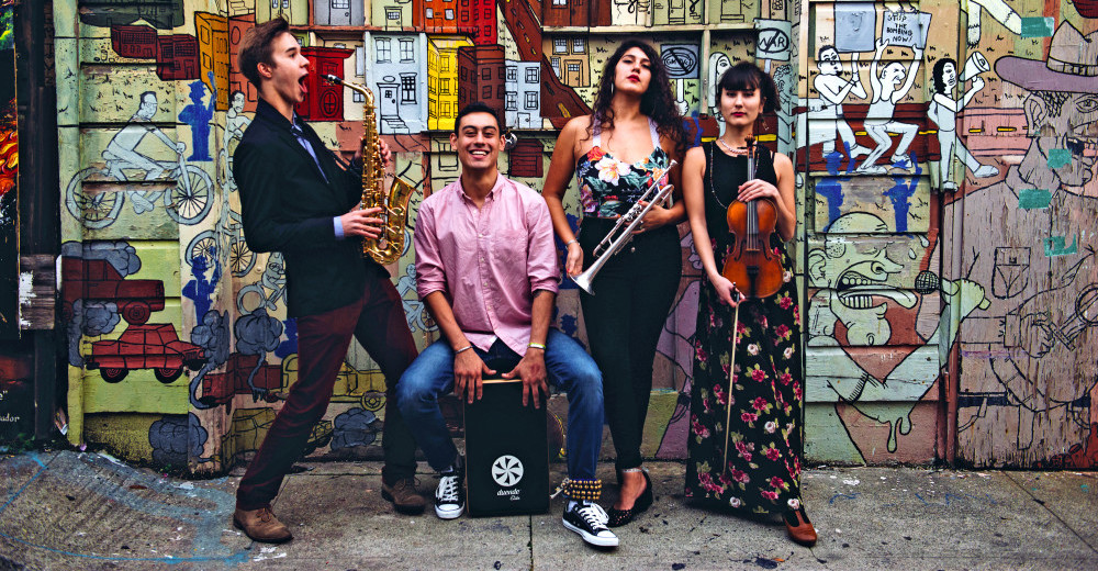 Taraf de Locos: Balkan, Latin & More – DOUBLE SHOW!