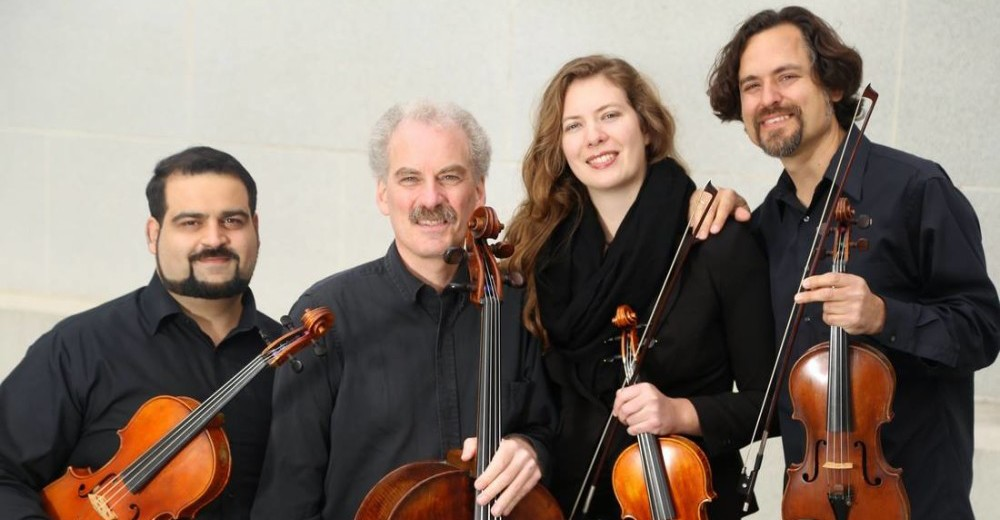 Circadian String Quartet: Songs in the Key of Home