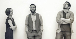 Primary Colors: Harp, Saxophone & Percussion Trio