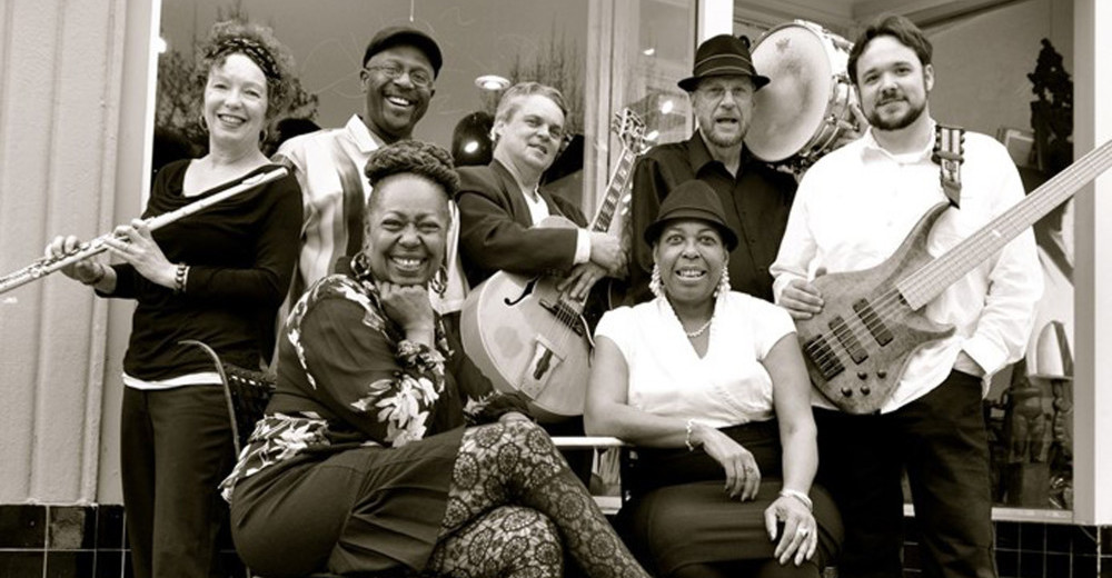 CHELLE! and Friends: New Orleans Meets the Bay