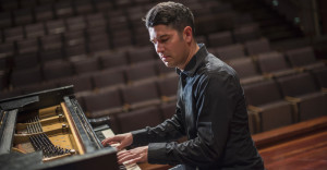Dahveed Behroozi, pianist, Recital Hall