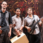 Trio Caminos: Music of Venezuela, Spain, Cuba & America