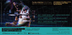 FFRESH Exchanges: RIPE ft. Sarah Bouars, Kristianne Salcines, Kathleen Hermesdorf