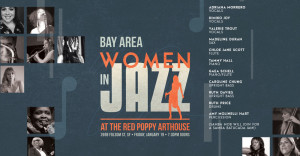 Bay Area's Women in Jazz: An Evening of Jazz, Blues, Soul, Batucada & More
