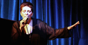 Stephanie Bruce at The Sound Room, Oakland, August 25, 2015