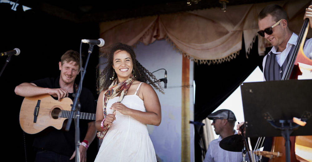French Oak Gypsy Band: French Manouche Meets New Orleans